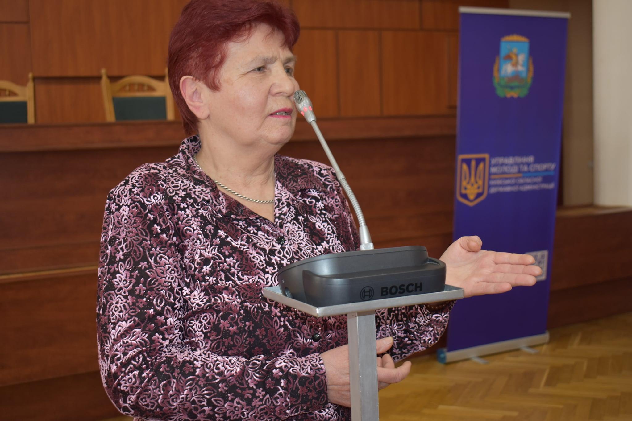Марія Віниченко. фото