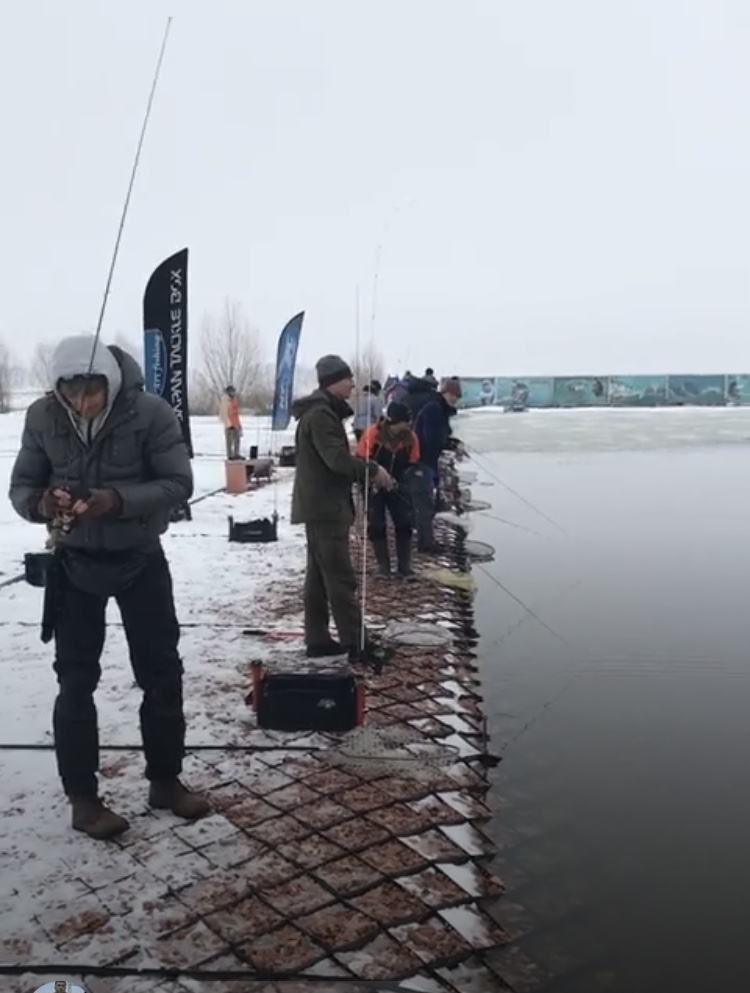 відкритий чемпіонат Київської обласної федерації риболовного спорту, Вовкове озеро. фото