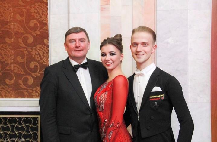 Зінченко Андрій, Байсарова Катерина. Фото