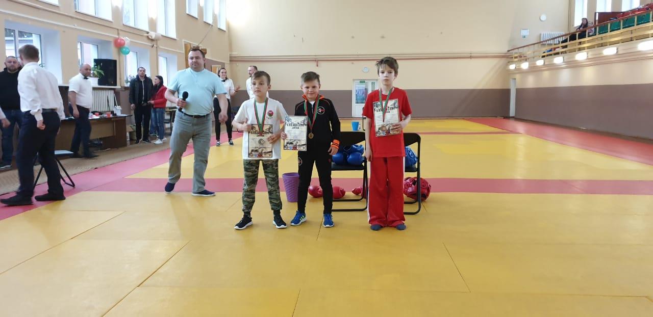 Міжнародний турнір з кікбосингу (ВАКО). фото
