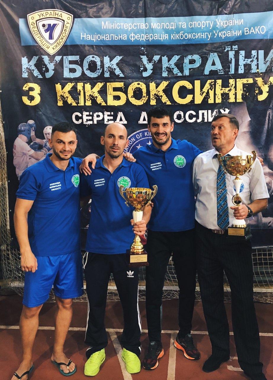 Кубок України з кікбоксингу WAKO, Черкаси. Фото