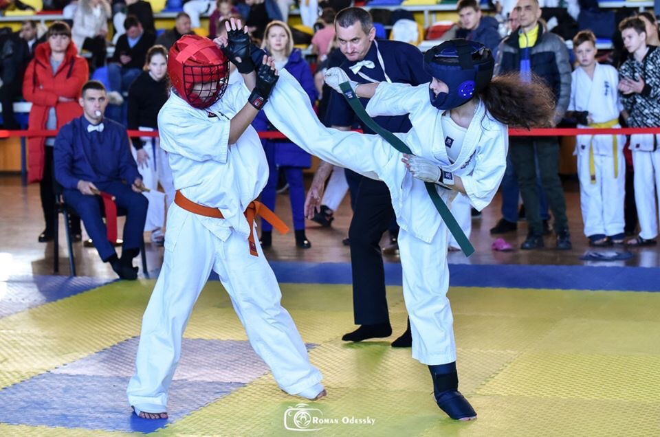 Чемпіонат з кіокушинкайкан карате, Бровари. Фото