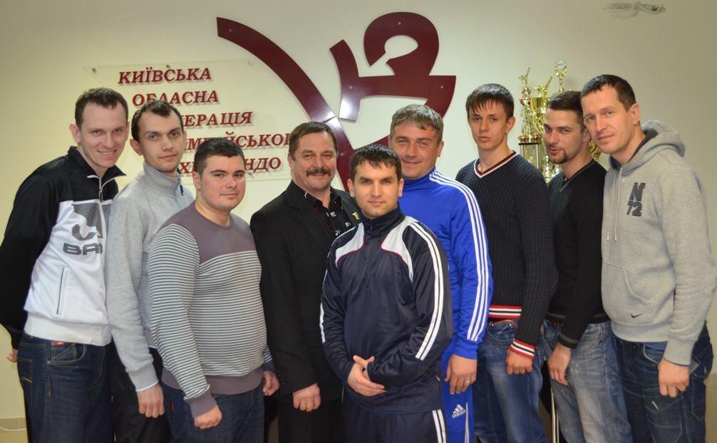 Київська обласна федерація олімпійського тхеквондо ВТФ. Фотой