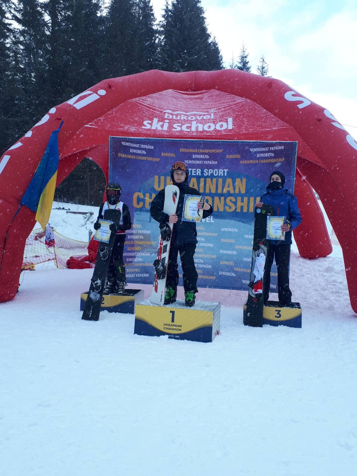чемпіонат України зі сноубордингу, Буковель. Фото