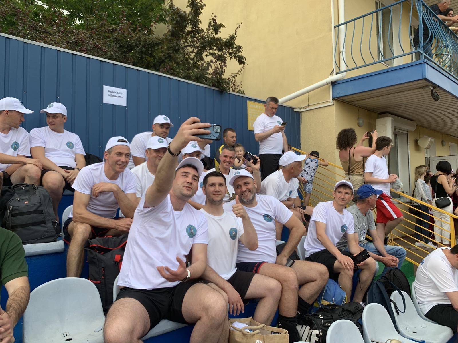 ІХ Всеукраїнська спартакіада депутатів, Чорноморськ. фото