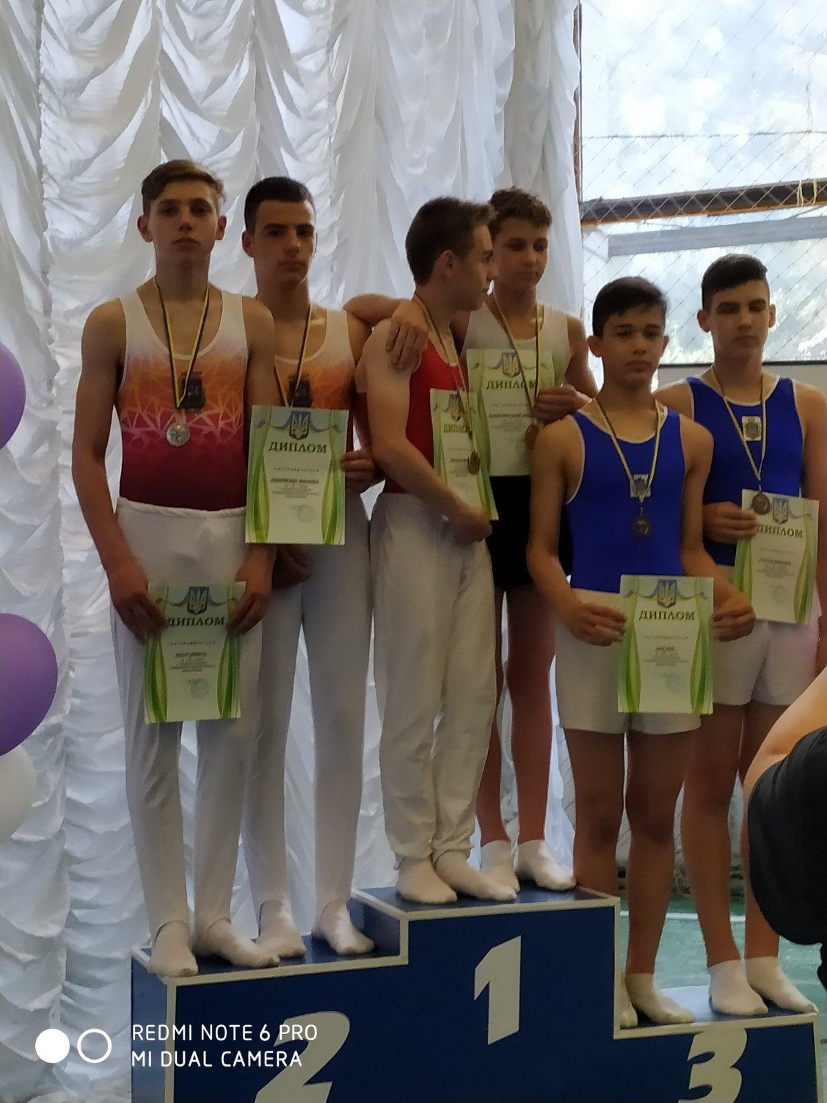 чемпіонат України зі стрибків на батуті, Миколаїв. фото