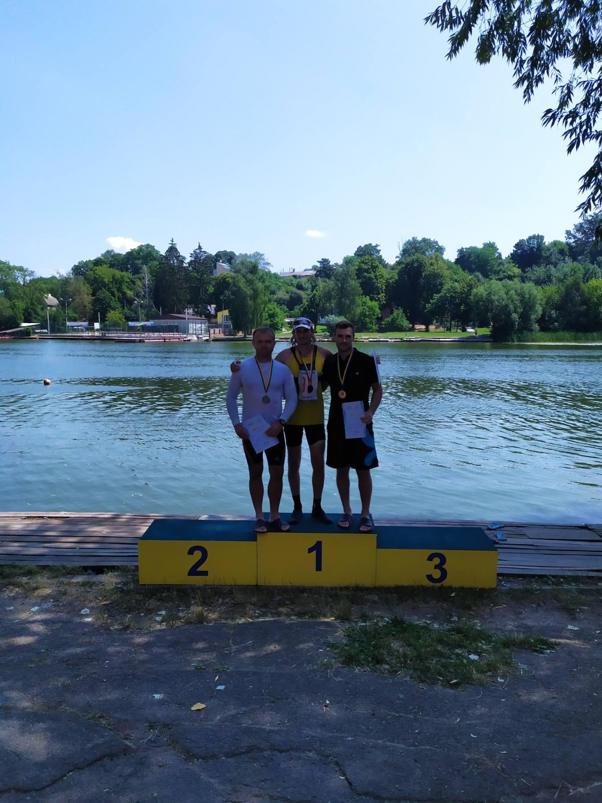 чемпіонат України з марафону, Вінниця. фото